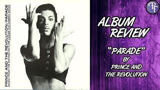 Parade (1986) - Prince and the Revolution - Album Review