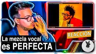 PRODUCTOR REACCIONA A THE WEEKND - BLINDING LIGHTS A CAPELLA (Producción vocal de primera)   EP-3