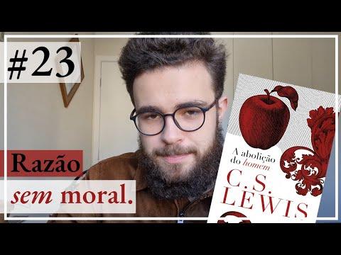 Livro #23: A ABOLIÇÃO DO HOMEM, de C. S. Lewis