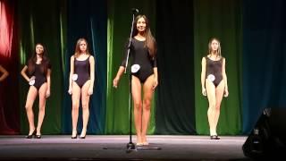 Мисс Имидж 2014 - Полуфинал - Рассказ о себе №3, №5, №6