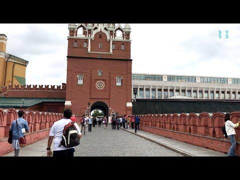 Lo que esconden las murallas rojas de Moscú