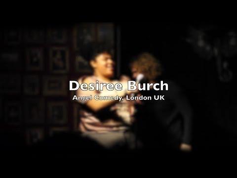 Desiree Burch at Angel Comedy