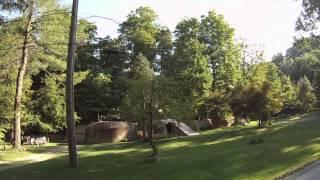 cascade rd/ flintstones house