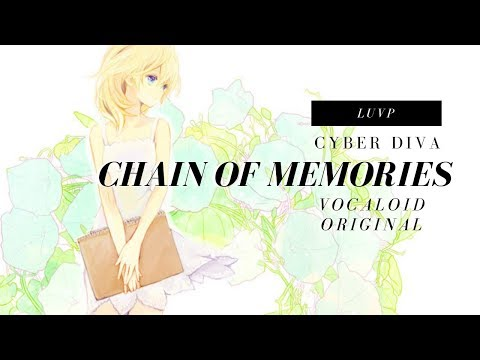 LuvP ft. Cyber Diva - Chain of Memories - Kingdom Hearts Fansong
