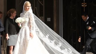 Nicky Hilton Marries James Rothschild in at Kensington Palace