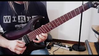 Superstitious guitar solo - Kee Marcello - Europe