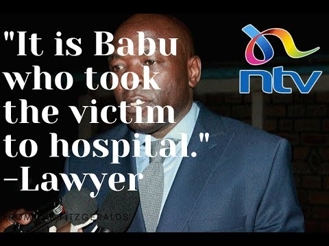 Babu Owino arrested: Lawyer Cliff Ombeta speaks on Babu's shooting incident