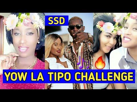 Challenge « Yow la Tipo »: Léna Guèye (Mbettel) vs les acteurs de Pod et Marichou