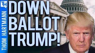 Dangers Of Down Ballot Donalds in Senate? (w/ David Daley)