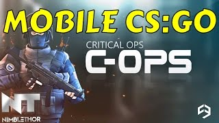 Critical Ops - ESPORTS FPS FIRST IMPRESSIONS