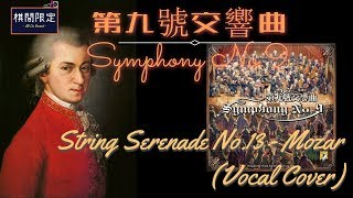 String Serenade No.13 - Mozar (Vocal Cover)