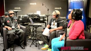 """Tech N9ne Calls Eminem the """"Best Rapper"""" and Speaks on Working With Him on #SwayInTheMorning"""