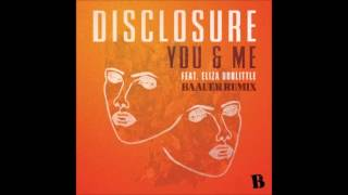 Disclosure - You & Me (featuring Eliza Doolittle) (Baauer Mix)