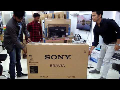 """Sony bravia 55"""" X9000E"""