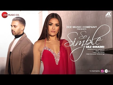 So Simple Punjabi video song