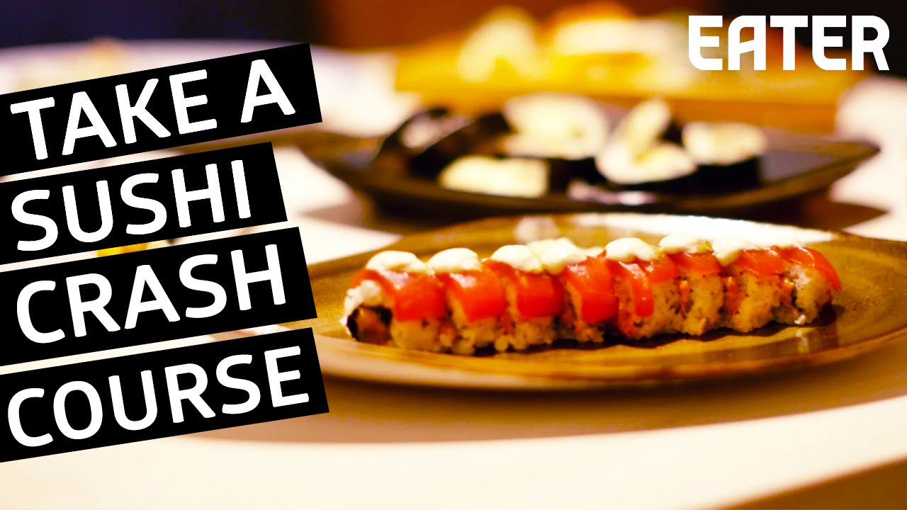 The Most Common Types Of Sushi Explained thumbnail