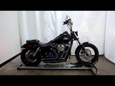 2016 Harley-Davidson Street Bob® in Eden Prairie, Minnesota - Video 1