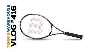 Ρακέτα τέννις Wilson Blade 104 Demo video