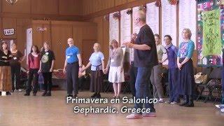 Primavera en Salonico (Greece/Sephardic)