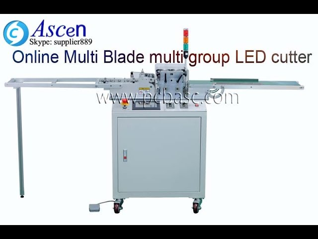 PCB cutting machine , PCB separator , PCB depaneling machine , PCB separation machine