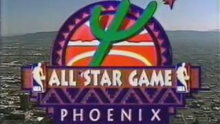 1995 NBA All Star Game   West 139 East 112   02-12-1995   Mitch Richmond MVP