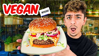 I Ate ONLY Vegan Food for 24 Hours - Impossible Food Challenge