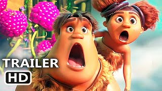 THE CROODS 2 Official Trailer (2020) A New Age, Animation Movie HD