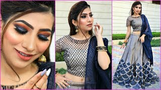 Must Try EID MAKEUP Look - Step By Step Tutorial for Beginners | #Budget #Affordable #GRWM #Anaysa - Download this Video in MP3, M4A, WEBM, MP4, 3GP