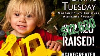 #GivingTuesday | Morgan County Christmas Assistance Program