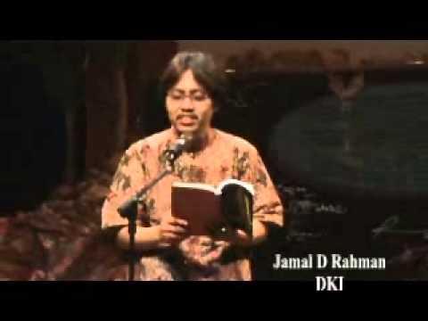 Deklarasi Hari Puisi Indonesia
