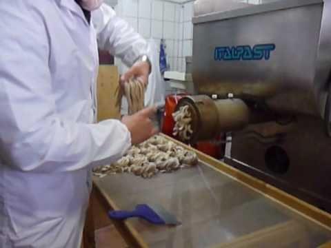 Produzione di pasta artigianale