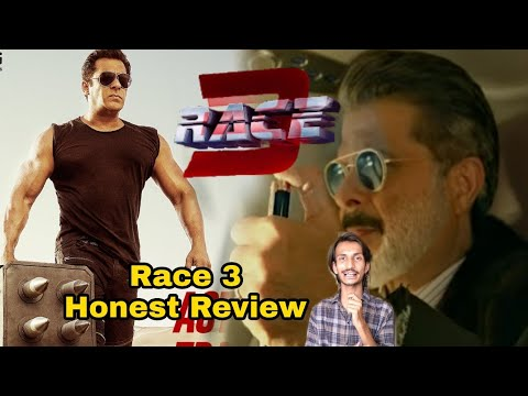 Race 3 Movie Review, Race 3 Movie Reaction, Salman Khan Unbeatable Action Movie,Race 3 Review,Race 3