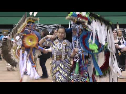 Pow Wow 2018   Sights + Sounds