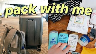 VLOG: pack with me for vacation to hawaii!