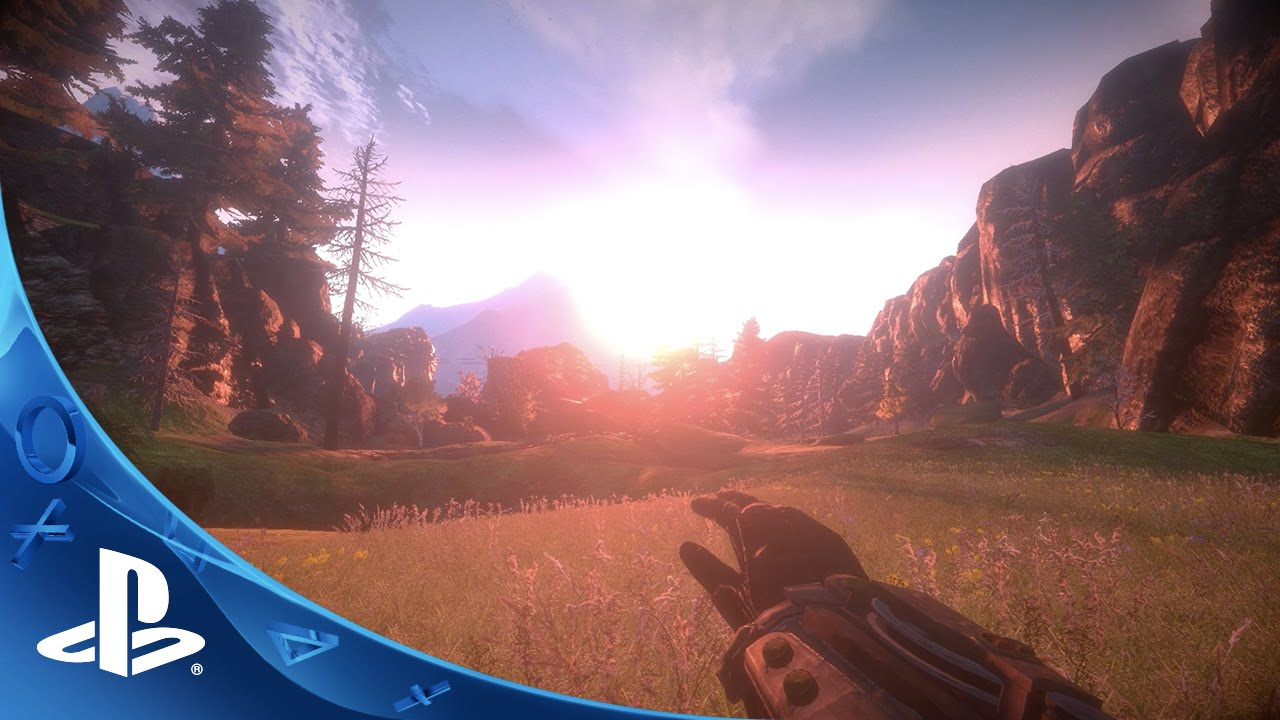 Seht euch das kommende PS4 First Person-Abenteuer Valley in Action an