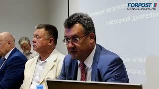 В Севастополе назвали самого ответственного налогоплательщика в строительной отрасли