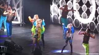 """(Whole Concert Part. 5) 2NE1 - """"Don't Stop The Music"""" @ Prudential Center, NJ [HD]"""