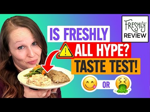 🍛 Freshly Review 2020: What Makes This Pre-Made Meal Delivery Service So Popular? (Taste Test)