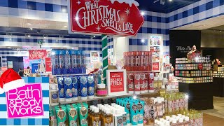Bath & Body Works New Christmas Candles And Holders