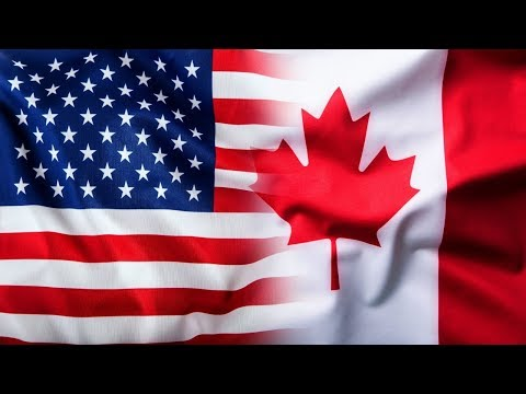USA & Canada in The Last Days (видео)