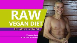 My 10 Years Experience on a Raw Vegan Diet - Weight Loss and Health Improvements