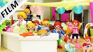 Playmobil Film Deutsch | Große EIS PARTY bei Familie Vogel | Überraschung geglückt?! Kinderserie