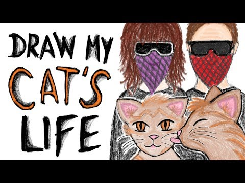 DRAW MY CAT'S LIFE