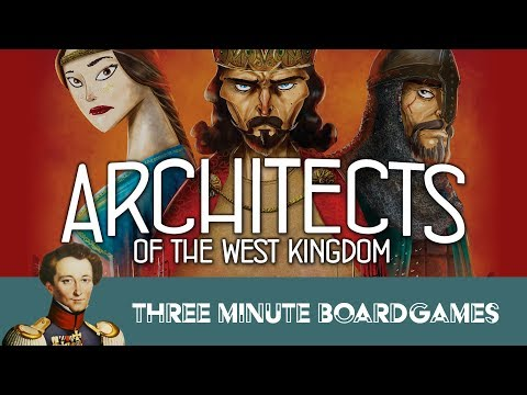 Architects of the West Kingdom in about 3 Minutes