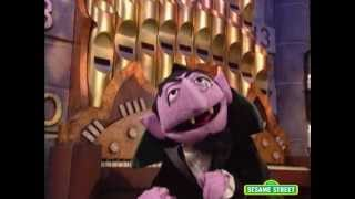 Sesame Street: Count's Number of the Day -- 13