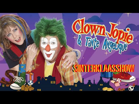 Video van Clown Jopie & Tante Angelique Sinterklaasshow | Sinterklaasshow.nl