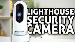Lighthouse AI Security Camera   REVIEW