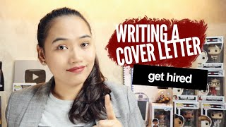 Write The BEST Cover Letter! - Get Hired
