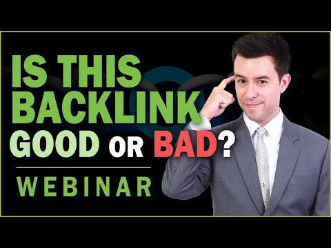 15 Step Guide to Vetting and Auditing Backlinks (Webinar)