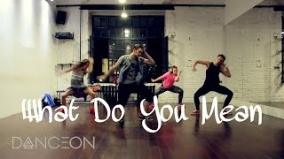 """WHAT DO YOU MEAN"" - Justin Bieber Dance 